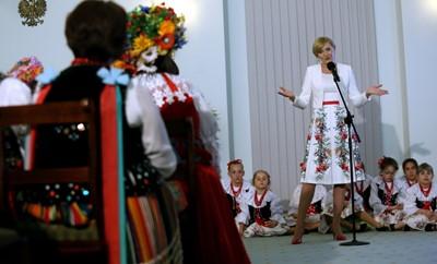 Agata Kornhauser-Duda: aktywność wiejskich kobiet jest nie do przecenienia
