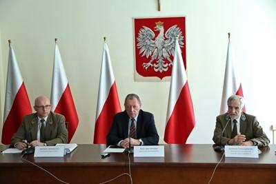 MŚ: rozpoczęliśmy ratowanie priorytetowych siedlisk w Puszczy Białowieskiej