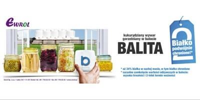 Balita - kiszone źródło białka