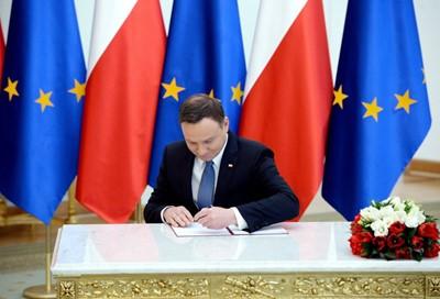 Prezydent podpisał nowelizację ustawy dot. finansowania wspólnej polityki rolnej