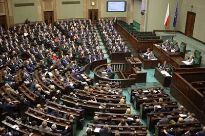 Sejm zmienił przyporządkowanie ODR-ów