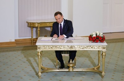 Prezydent podpisał ustawę o Ośrodkach Doradztwa Rolniczego