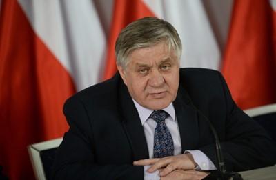 Jurgiel: trwają prace nad koncepcją utworzenia holdingu spożywczego