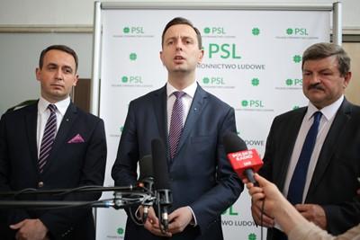 PSL chce interwencji rządu w związku z sytuacją w rolnictwie