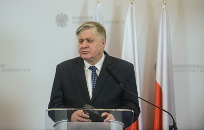 Jurgiel powołał Radę Polskiego Klubu Wyścigów Konnych