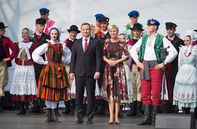 Prezydent Duda: praca rolników niezwykle ważna dla polskiego państwa