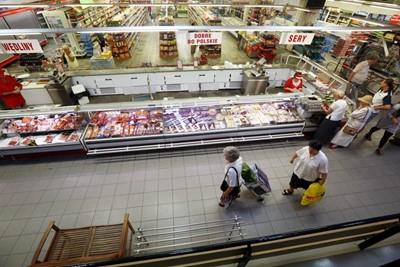 W kolejnych miesiącach - umiarkowany wzrost cen żywności