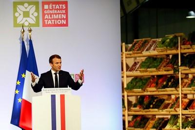 Francja: Macron zapowiada reformę sektora rolniczego