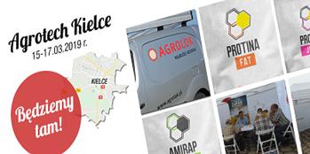 Targi AGROTECH – spotkajmy się w Kielcach!