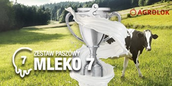 Zestaw Mleko 7 - Najprostszy sposób na zwiększenie mleczności