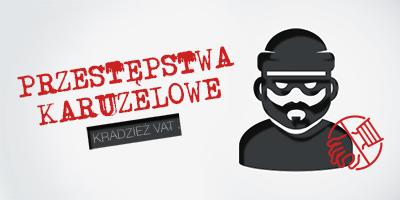 Złodzieje VAT wyłudzili 20 mln zł