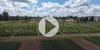 Poletka Pokazowe Agrolok 2019 - film!