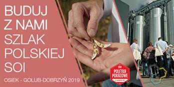 Buduj z nami szlak polskiej soi!