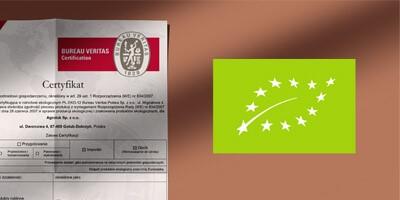 Agrolok uzyskał certyfikat EKO!