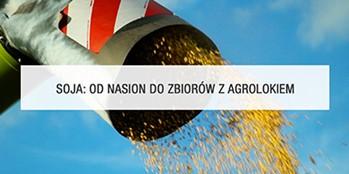 Soja: od nasion do zbiorów z Agrolokiem