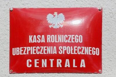 Sejm: rolnik indywidualny nie będzie musiał należeć do KRUS
