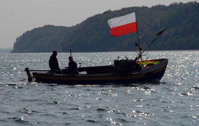 Pomorskie: ok. 50 jednostek protestowało na Zatoce Gdańskiej