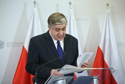Jurgiel: kierownictwo stadniny w Janowie Podlaskim odwołałem za złodziejstwo