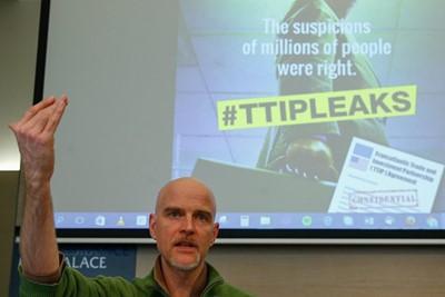 Greenpeace publikuje poufne dokumenty dotyczące TTIP