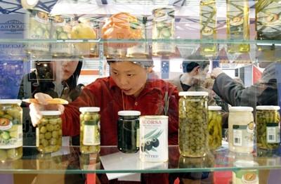 Chiny: Polska honorowym gościem na targach żywności SIAL w Szanghaju