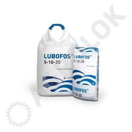 Lubofos 5-10-25+6S 500kg