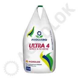 Ultra 4 NPK 4-12-32 +S 500kg