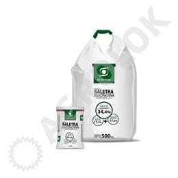 Saletra amonowa 34,4% 50kg